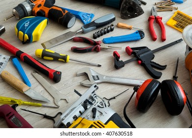 Tools and component kit