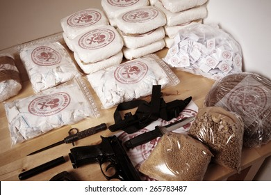Tools of drug distributors