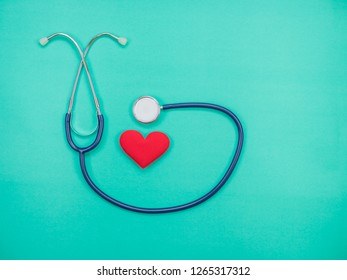 tools medical & Healthcare insurance background concept.