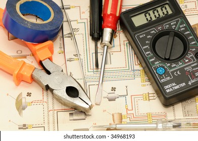 Electrical Design Engineer Stock Photos, Images