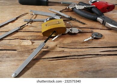Lock Pick Images Stock Photos Amp Vectors Shutterstock