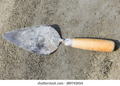 Tools used in plaster or masonry construction sites