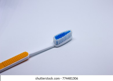 tooth brush isolated