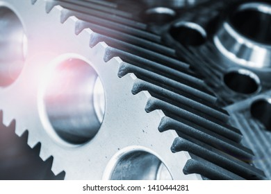 tooth gear wheel used in machining metalworking industry