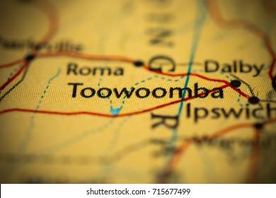 Toowoomba, Australia.