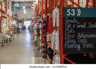Bunnings Warehouse Sign Images, Stock Photos & Vectors | Shutterstock