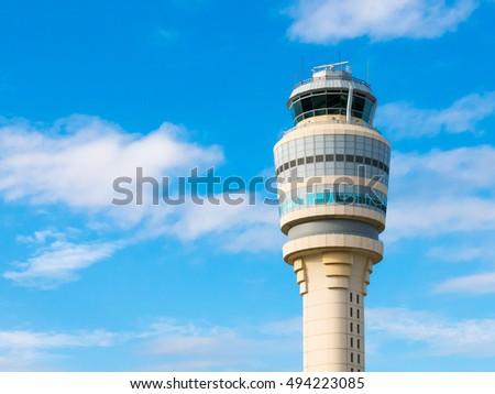 Top of air traffic