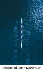 Top Down Rowing