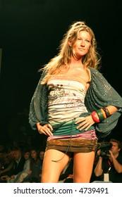 Top Model Gisele Bundchen