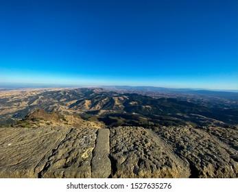 Top of Mt. Diablo View