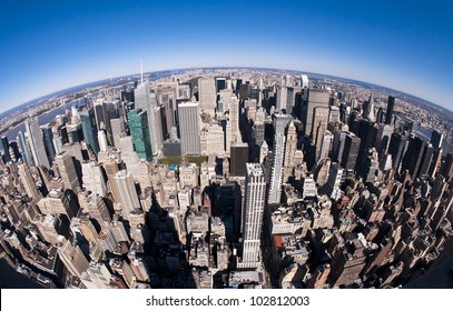 Top of New York