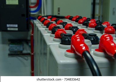 The top of pole GEL battery is used for power backup telecoms equipment.