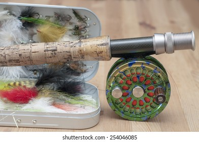 Top of the range, high-end american made reels, machined from solid aluminium alloy round stock / Premium fly reel / Sought by fly fisher who demands the best