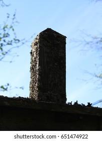 Top of signpost