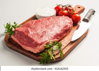 TOP SIRLOIN CAP, RUMP STEAK