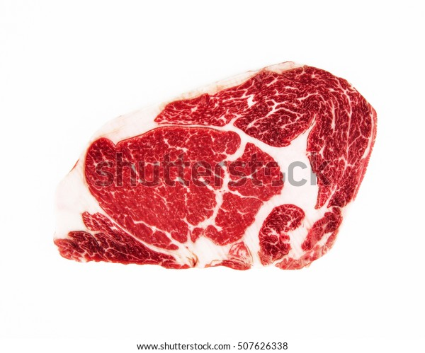 Top View Australian Wagyu Beef Cube Stock Photo (Edit Now) 507626338