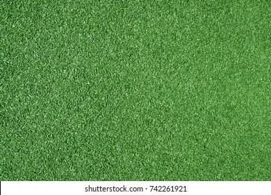 Top view of beautiful green grass texture
