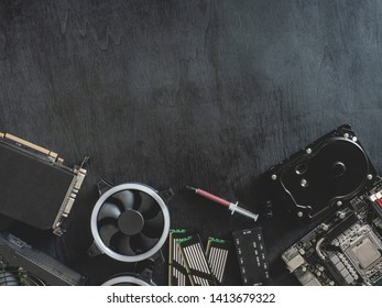 Computer Parts Images, Stock Photos & Vectors | Shutterstock