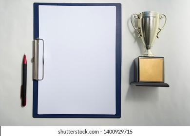 Blank Trophy Stock Photos, Images & Photography | Shutterstock