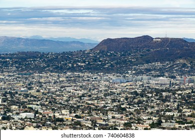 Top View of L.A.