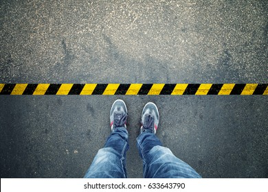 Caution Pattern Stock Photos, Images & Photography | Shutterstock