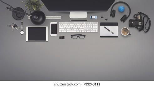 Overblik kontor