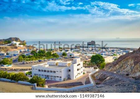 top-view-oman-seascape-blue-450w-1149387