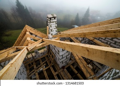 Planks On The Roof Images Stock Photos Vectors Shutterstock