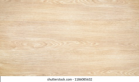 Top view of a wood or plywood for backdrop. Light wooden table with a crack. Wood texture abstract background. Surface of wood with nature color and pattern.