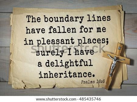 top 1000 bible verses psalms boundary lines stock photo edit now