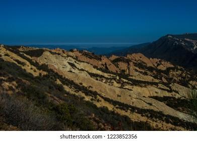 Topanga Canyon in California