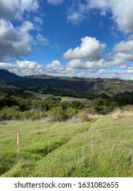 Topanga Canyon and the meadows