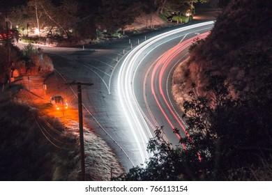 topanga canyon nights