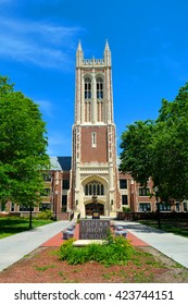 Topeka High School is a gothic-style high school building opened in 1931 in Topeka, Kansas.