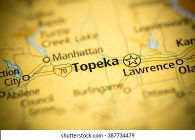 Topeka. Kansas. USA