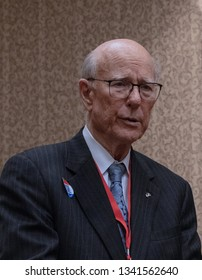 Topeka, Kansas, USA, February 16, 2019