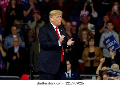Topeka Kansas, USA, October 6, 2018