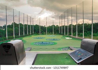 Topgolf Atlanta Midtown  ,23 Aug 2018 Fun & Games in  Alpharetta Atlanta,   Entertainment Centers Atlanta, GA