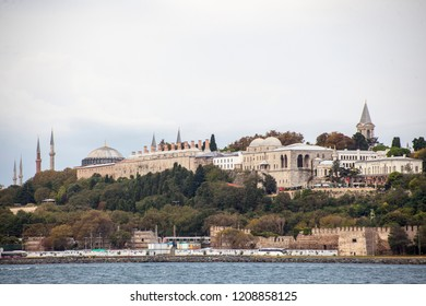 Topkapi Palace and Bosphorus. Topkapı Palace is an imperial work. The settlement goes back to the first age. It is well known that the Bosphorus is here.