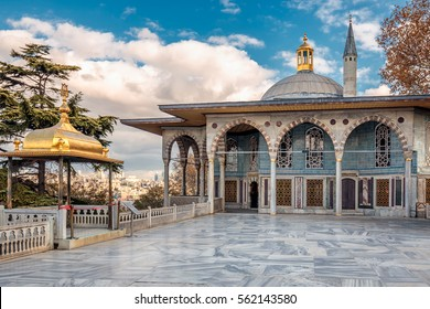 Topkapi Palace Istanbul, Turkey.