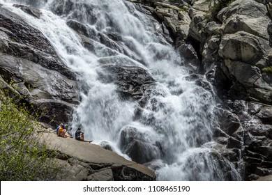 Topokah River Falls, Sequoia National Park