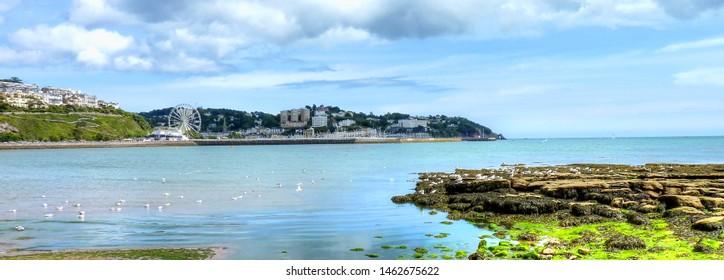 Torbay and Torquay - a panorama