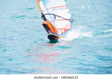 Windsurfer Images, Stock Photos & Vectors | Shutterstock