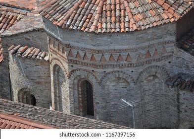 Torcello cathedral church of Santa Maria Assunta (basilica) and Santa Fosca in Venice, Italy