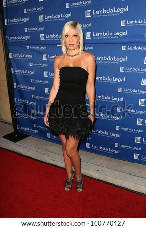 5af2c0a00 Tori Spelling at the Lambda Legal 18th Annual Liberty Awards, Egyptian  Theater, Hollywood,