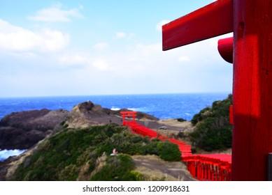 The Torii way