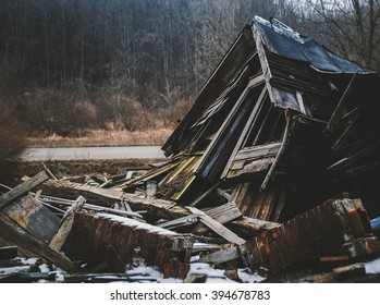 Torn-down Home