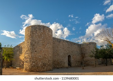 Toro, Zamora, Spain, August 2015:  Real Alcazar de Toro is a defensive building of square plant located in the city of Toro,