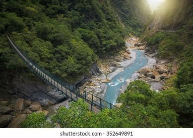 Toroko national park, Hualien, Taiwan.