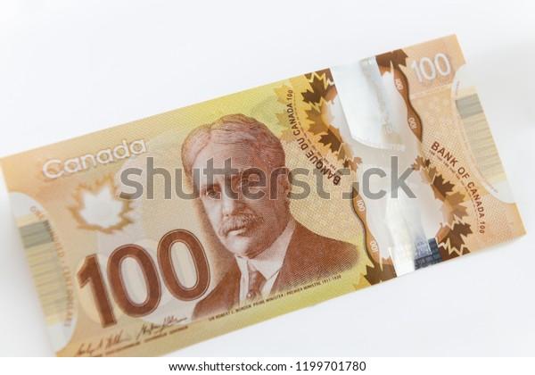 Toronto Canada April 10 2018 Canadian Stock Photo (Edit Now